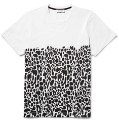 Tim Coppens Printed Cotton-Jersey T-Shirt