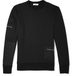 Tim Coppens - Slim-Fit Pocket-Detailed Cotton-Jersey Sweatshirt