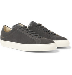 Common Projects - Original Achilles Premium Suede Sneakers