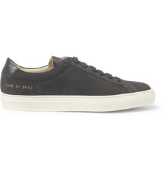 Common Projects Original Achilles Premium Suede Sneakers