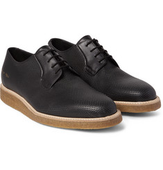 Common Projects - Perforated Leather Derby Shoes