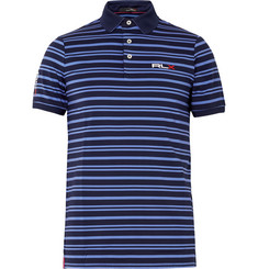 RLX Ralph Lauren Airflow Slim-Fit Stretch-Jersey Polo Shirt