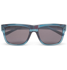 Orlebar Brown - Square-Frame Acetate Sunglasses