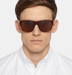 Orlebar Brown Square-Frame Acetate Sunglasses