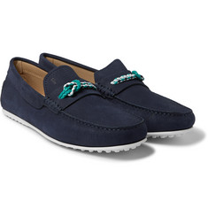 Tod's - City Nubuck Driving Shoes