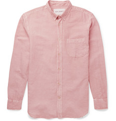 Our Legacy Slim-Fit Linen and Cotton-Blend Shirt