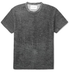 Our Legacy Perfect Slim-Fit Cotton-Terry T-Shirt
