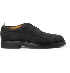 Officine Creative Harvard Suede Wingtip Brogues