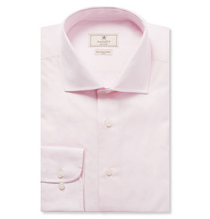 Hackett - Pink Mayfair Slim-Fit Cotton-Poplin Shirt