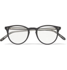 Garrett Leight California Optical - Milwood Round-Frame Acetate Optical Glasses