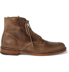Officine Creative Ratio Leather Boots
