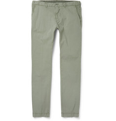 Hackett - Slim-Fit Stretch-Cotton Chinos
