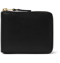 Comme des Garçons - Zip-Around Leather Wallet