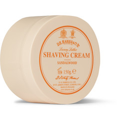 D R Harris Sandalwood Shaving Cream Bowl, 150g