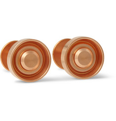 Alice Made This Dawson Copper Cufflinks