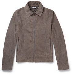 Tomas Maier Suede Jacket