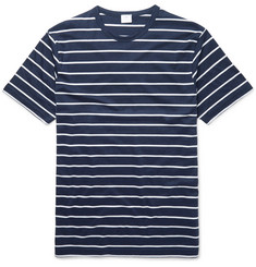 Sunspel - Striped Cotton T-Shirt