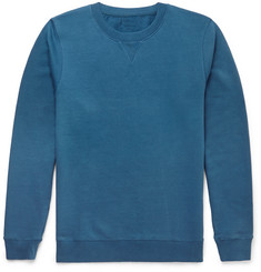 Sunspel Loopback Cotton-Jersey Sweatshirt