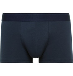 Sunspel - Stretch-Cotton Boxer Briefs