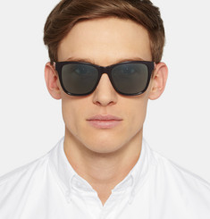 Bottega Veneta - Square-Frame Acetate Sunglasses