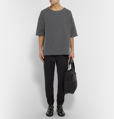 Sasquatchfabrix + Beams Sashiko Cotton T-Shirt