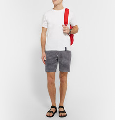 Sasquatchfabrix Sashiko Cotton Shorts