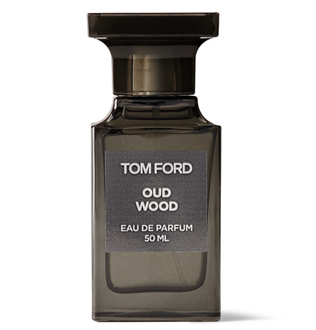 Oud Wood Eau De Parfum   Rare Oud Wood, Sandalwood & Chinese Pepper, 50ml by Tom Ford Beauty