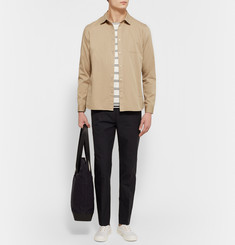Folk - Slim-Fit Cotton-Twill Shirt