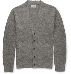 Oliver Spencer - Mayfield Slim-Fit Knitted Linen Cardigan