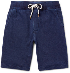 Alex Mill - Mélange Loopback Cotton-Jersey Shorts