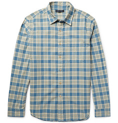 Alex Mill - Checked Cotton Shirt