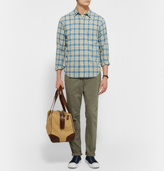 Alex Mill Checked Cotton Shirt