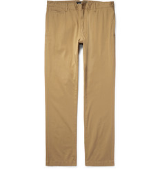 Alex Mill - Cotton-Twill Trousers