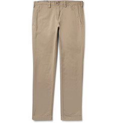 Alex Mill Washed Pima Cotton-Twill Chinos