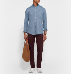Steven Alan - Masters Slim-Fit Cotton-Flannel Shirt
