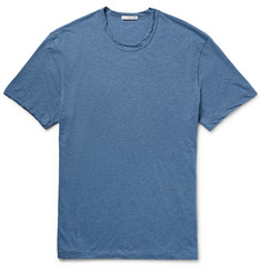 James Perse Mélange Cotton-Jersey T-Shirt