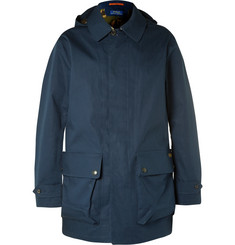 Polo Ralph Lauren Cotton-Canvas Hooded Jacket
