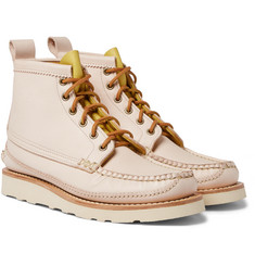 Yuketen - Maine Guide Waxed-Leather Boots