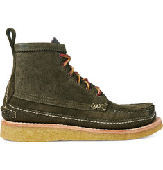 Yuketen - Maine Guide 6-Eye DB Leather Boots