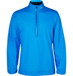 Kjus Golf - Dexter Packable Shell Half-Zip Jacket