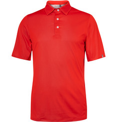 Kjus Golf Shelter DWR-Coated Piqué Polo Shirt