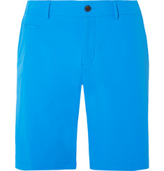 Kjus Golf Ike DWR-Coated Stretch-Softshell Golf Shorts