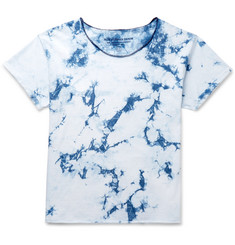 Ron Herman Tie-Dyed Cotton T-Shirt