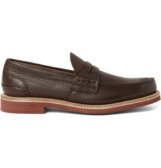Church's Full-Grain Leather Penny Loafers