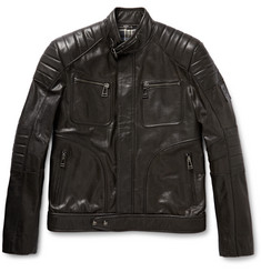 Belstaff Weybridge Waxed-Leather Jacket