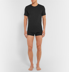 Calvin Klein Underwear Two-Pack Slim-Fit Stretch-Cotton T-Shirts