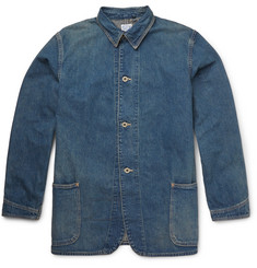OrSlow - + Beams Denim Jacket