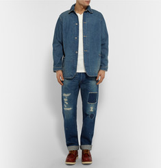 OrSlow + Beams Denim Jacket