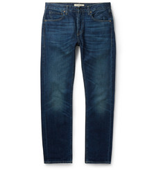 Levi's Made & Crafted - Tack Slim-Fit Washed-Denim Jeans
