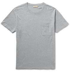 Levi's Made & Crafted Mélange Cotton-Jersey T-Shirt